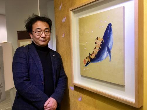 신정민 아동문학가  고래의 생태를 담아낸 어린이도서 '그 많던 고래는 어디로 갔을까'를 낼 정도로 고래를 좋아하는 신정민 작가는 고래 덕후라고 할만큼 고래에 대해서는 박사급이다.