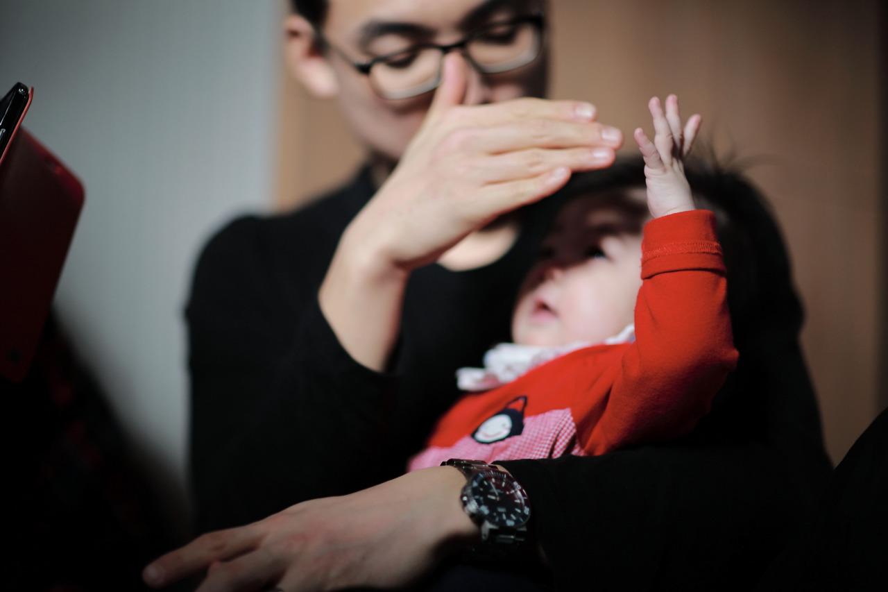 아이와 함께 하는 순간은 그때, 오직 한 번 뿐이다.