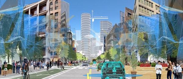 포드자동차, 교통 모빌리티 클라우드 포드자동차가 구축하려는 클라우드 기반 개방형 플랫폼인 교통 모빌리티 클라우드