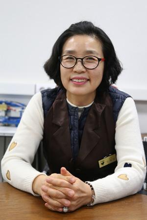 김영실 사회적기업 '위더스 함께걸음' 대표