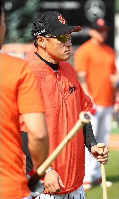 재계약에 성공해 롯데에서 3번째 시즌 맞이하는 조원우 감독