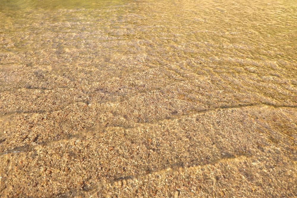 눈부시게 아름다운 모래강 내성천. 지구별 유일의 모래강 내성천.