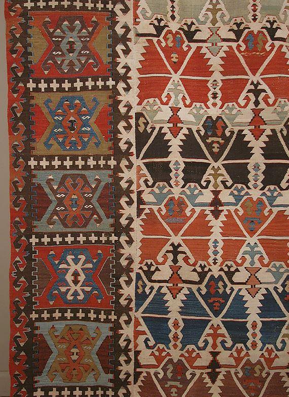 킬림 카펫 푸아 명산