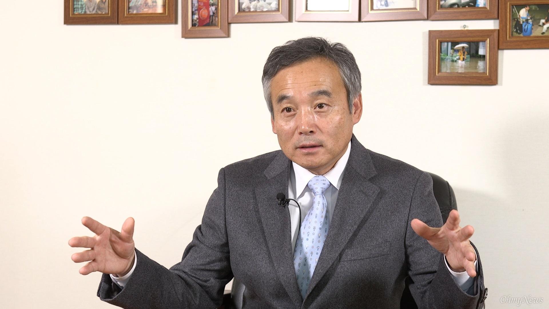 박창근 가톨릭관동대 토목공학과 교수.