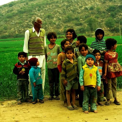 마을 아이들