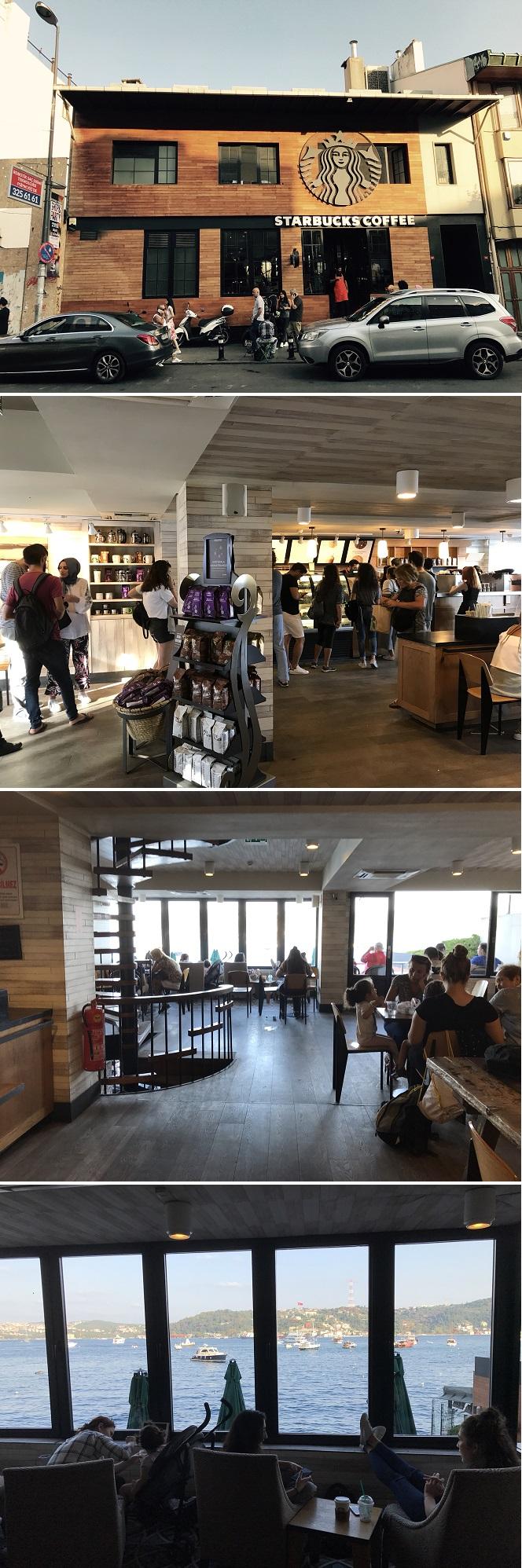 베벡의 스타벅스는 '세상에서 가장 아름다운 스타벅스'라 불린다