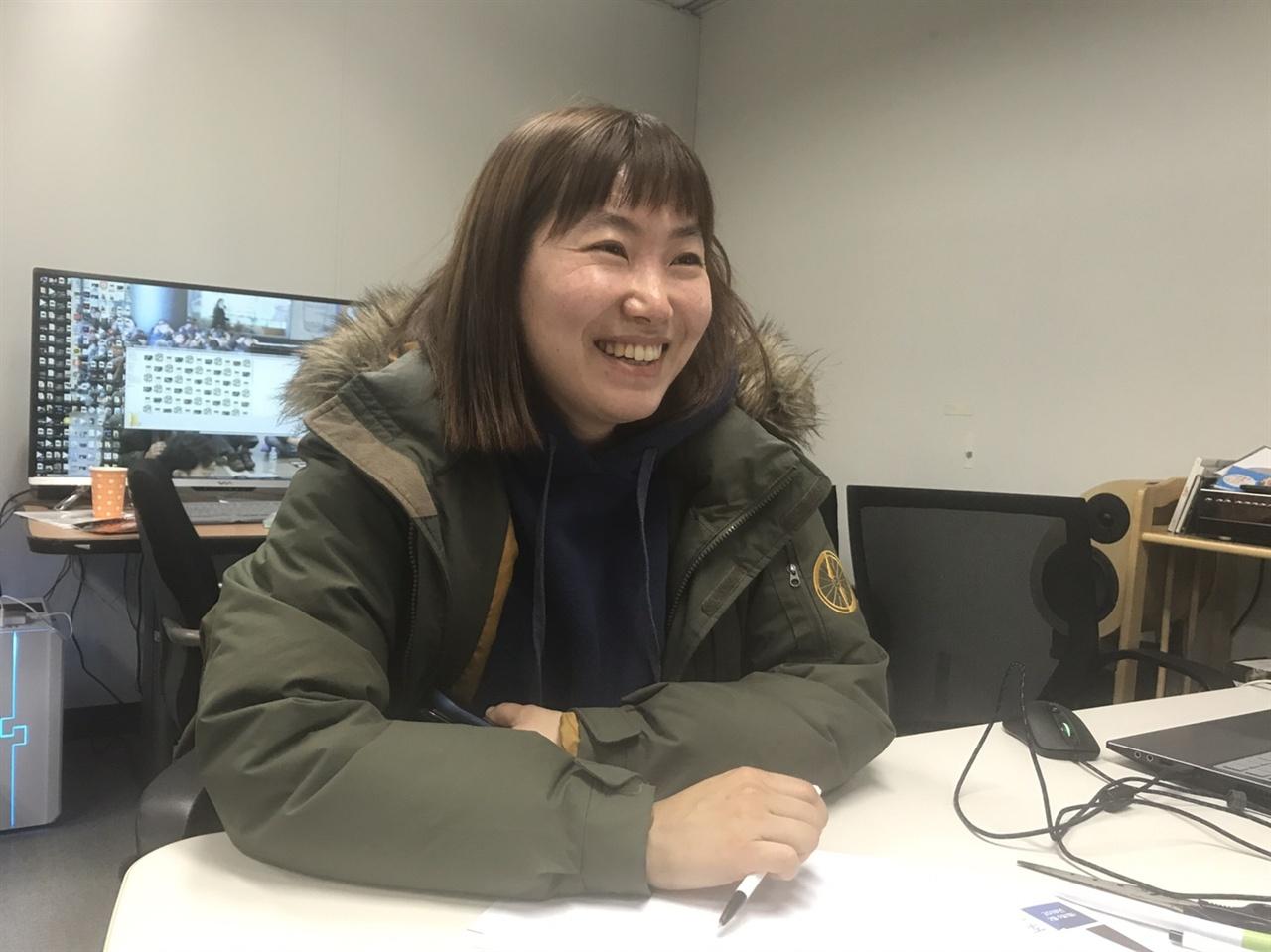 김현미 YTN 촬영기자