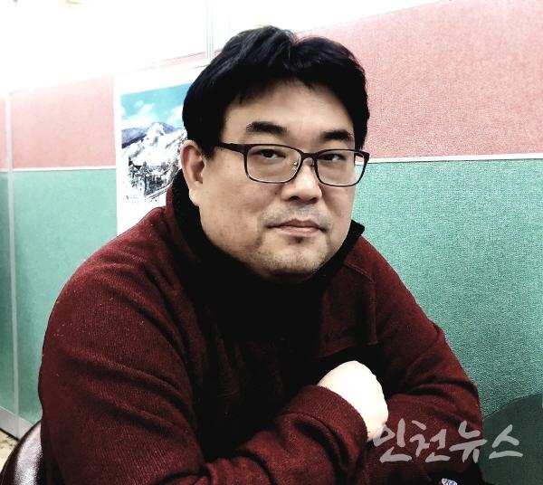 전성원 황해문화 편집장 ⓒ 인천뉴스
