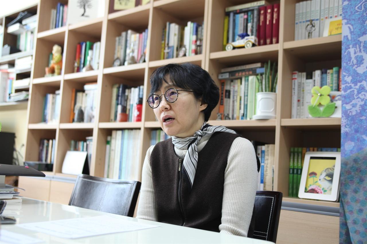 윤순진 서울대학교 환경대학원 교수