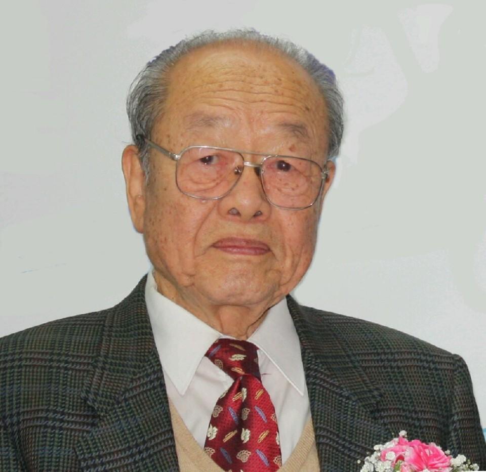 고려대 명예교수이자 동숭학술재단 이사장 고 김민수 선생.