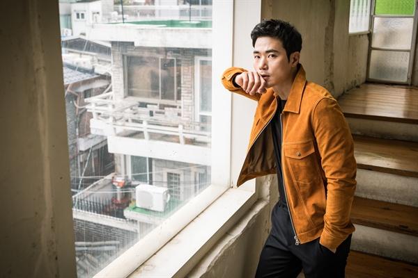 영화 <사라진 밤>의 김강우.