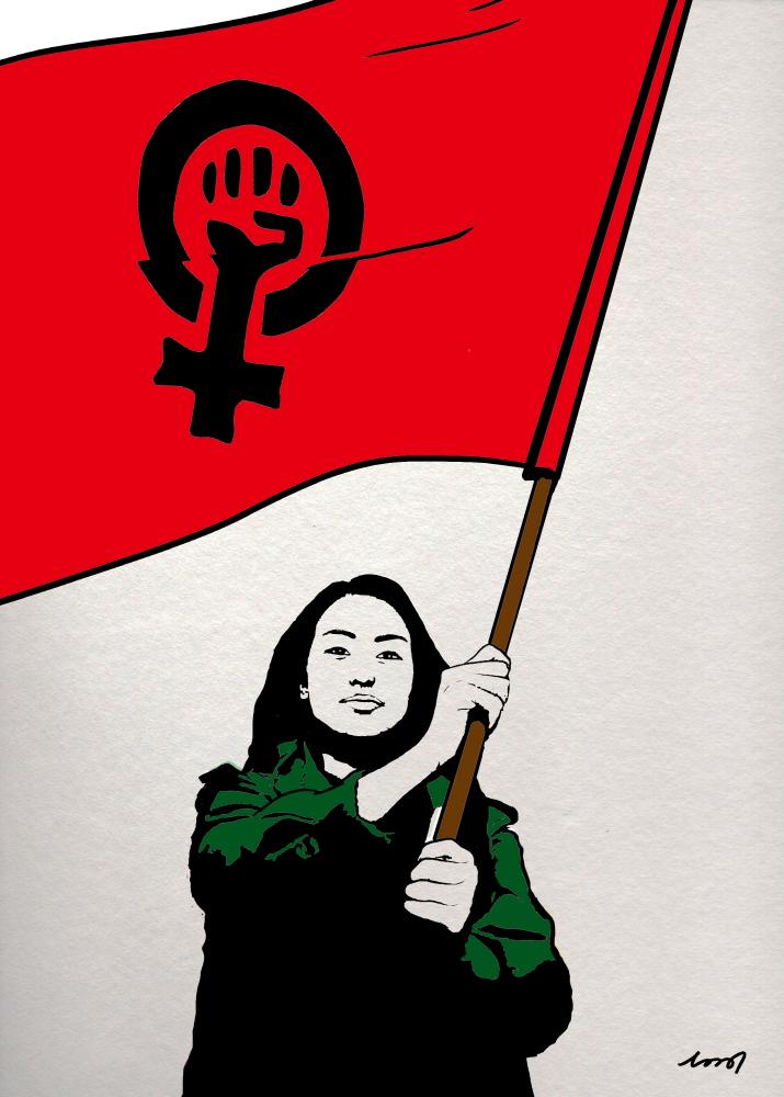 여성들은 혁명을 원한다.  성폭력 피해자로서 여성들의 '증언'이 한국사회를 변화시키고 있다. 촛불 '집회'가 결국 촛불 '혁명'이 되었듯 용감한 증언을 했던 여성들의 대한 지속적인 연대가 결국 한국 여성운동, 나아가 인권운동을 이끌 것이다.