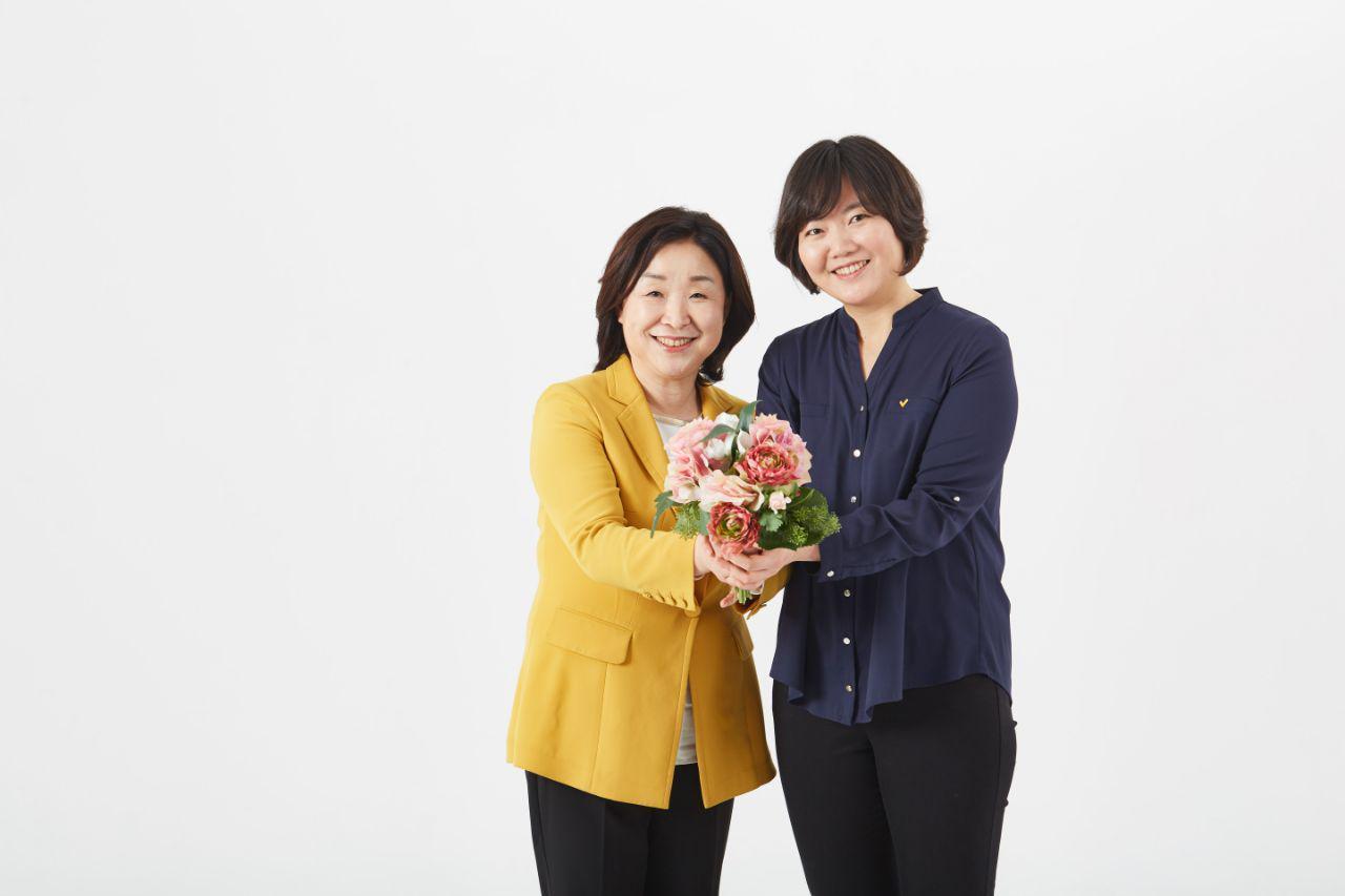 정의당 충남 광역 비례 의원에 도전하는 이선영 후보