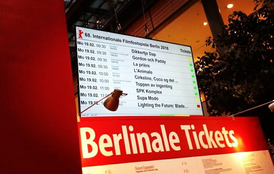 이번 베를린 영화제에서도 영화 구매 가능한 표 중 포스터가 가장 이쁜 영화를 봤다. 저기 작품 중 L'Animale을 봤는데, 내가 본 베를린 영화제 작품 중 최고였다.