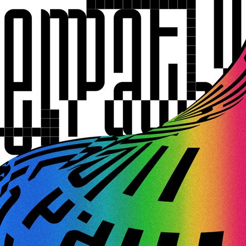 총 3개로 구성된 NCT의 첫번째 연합 음반 < NCT 2018 Empathy > 표지