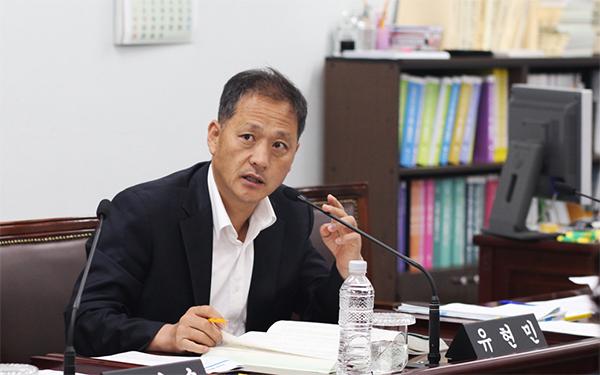 유현민 강릉시의회 의원