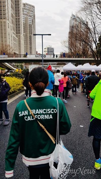 2018 도쿄 세계마라톤 참가 후기