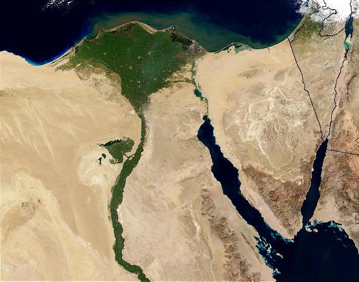 나일강 이집트와 나일강