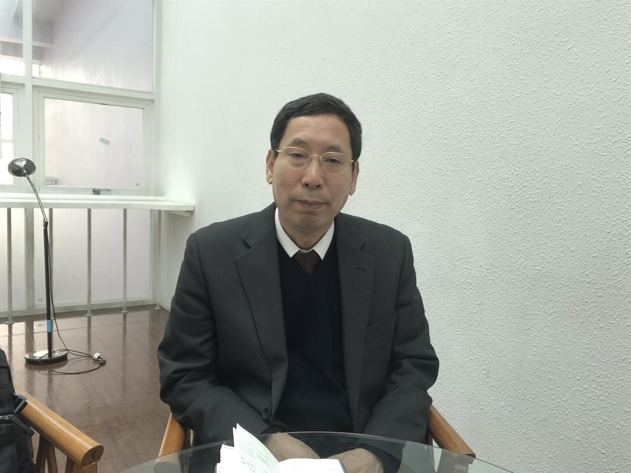 신국원 총신대학교 교수