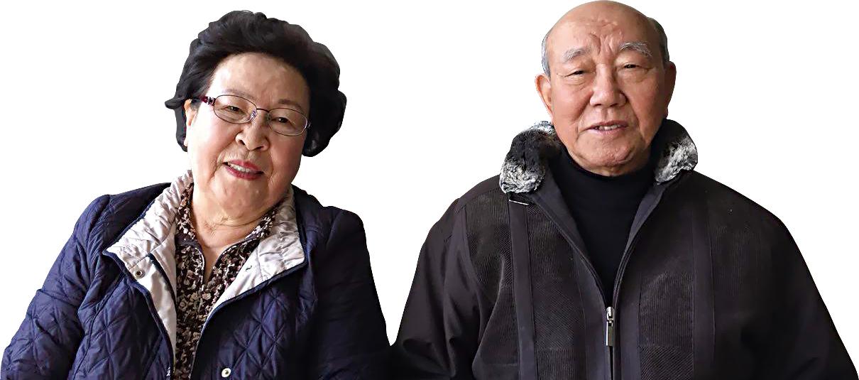 김낭규, 송태휘 부부