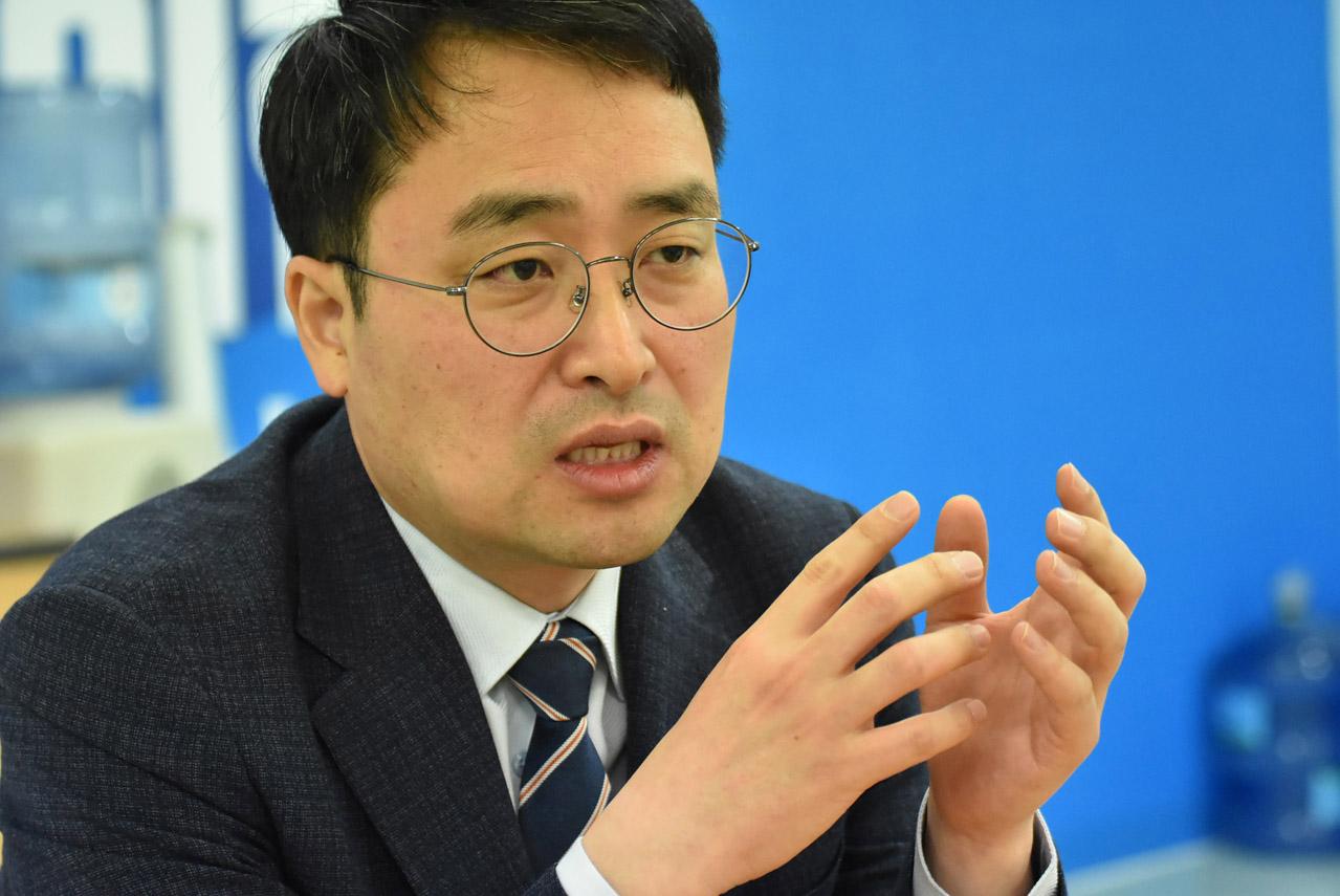 이헌욱 성남시장 예비후보