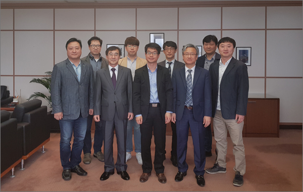2일 출범한 대전MBC 노사 공동 혁신위원회.
