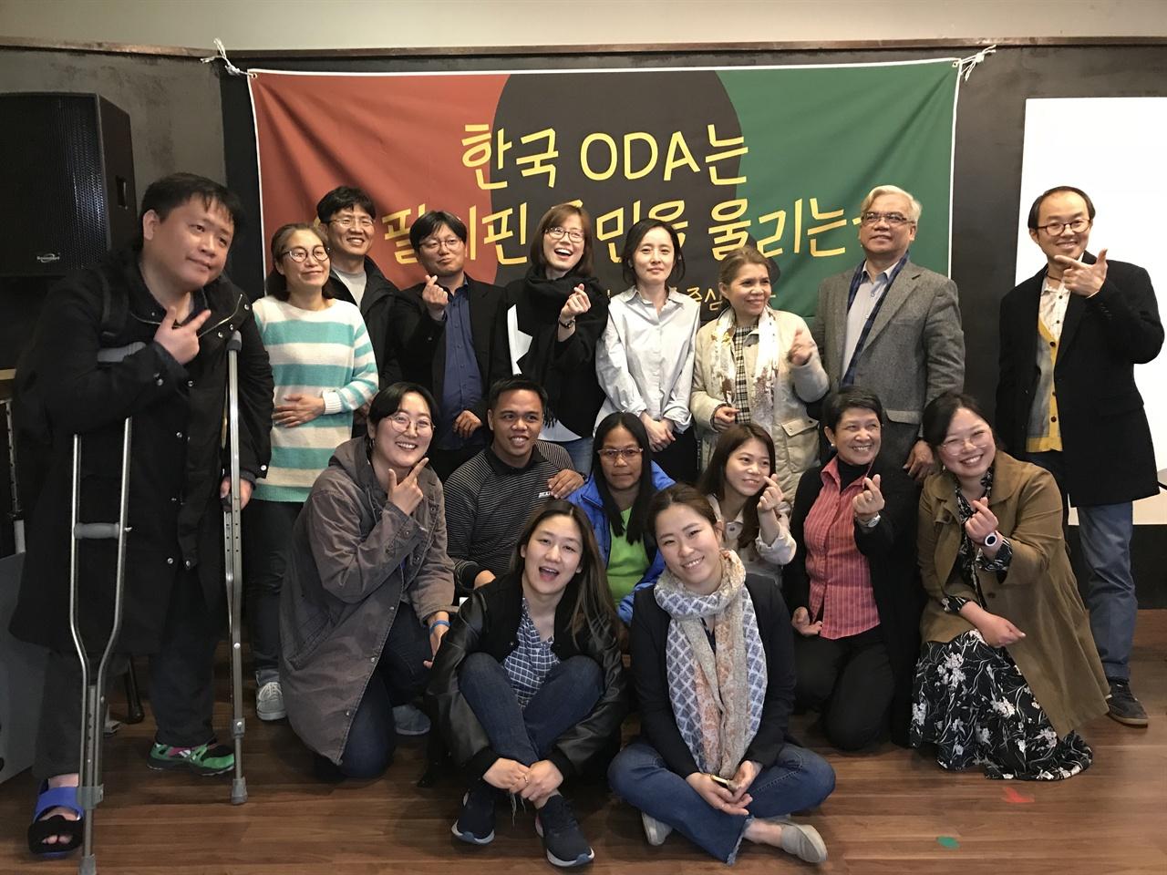 한국 ODA에 대한 지속적인 관심과 연대가 필요하다