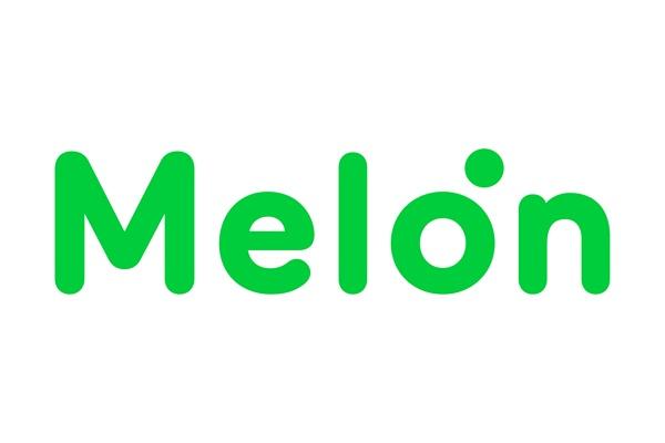 국내 최대 음원사이트 멜론 로고.