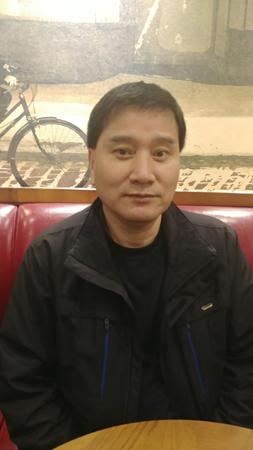 이원복 한국동물보호연합 대표