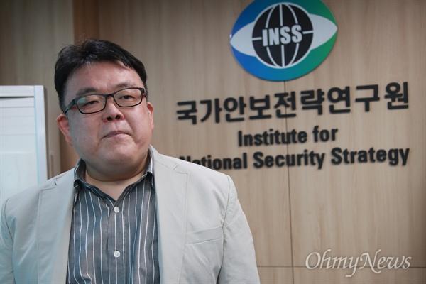 이상근 국가안보전략연구원