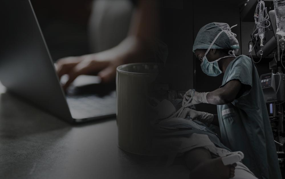 웹디자이너와 간호사의 죽음의 연결고리