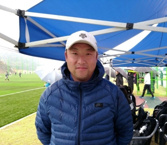 오원재 단국대학교 여자축구부 감독