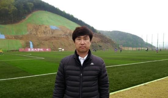 김주영 세한대학교 여자축구부 감독