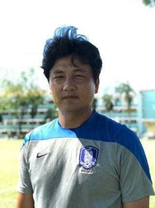 김대원 문경대학교 여자축구부 감독