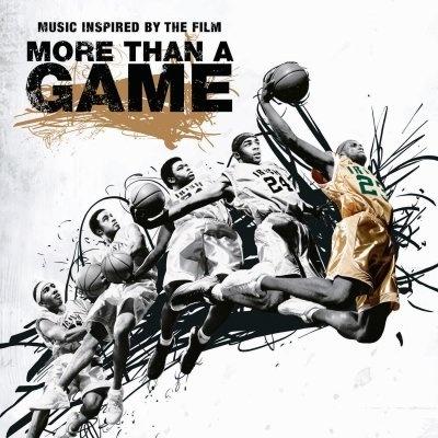 영화 < More Than A Game >의 사운드트랙 커버.