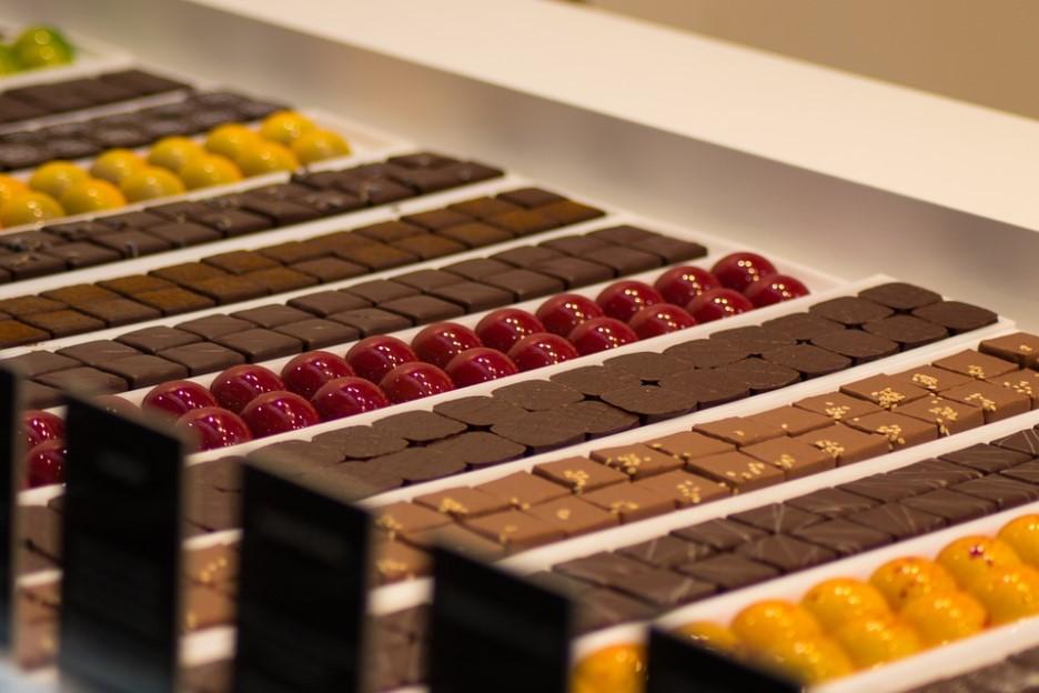공짜가 되는 순간, 저급 초콜릿은 좋은 선택으로 보이기 시작한다.
