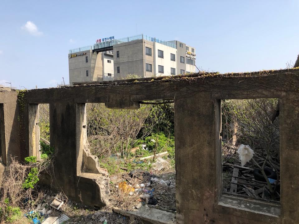 서청 주둔지 제주 4.3사건 당시 서청 특별중대가 주둔한 옛 성산동국민학교 터