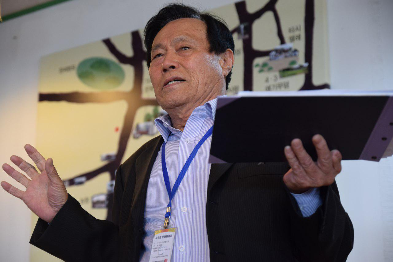 살암시민 살아진다  열 여덟살 나이에 겪은 4.3 사건을 담담이 이야기하시는 가시마을 어르신