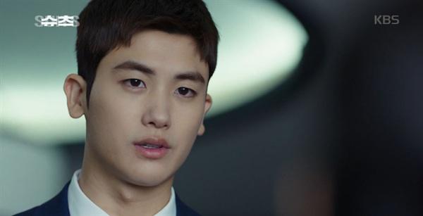 KBS2 드라마 <슈츠>의 한 장면