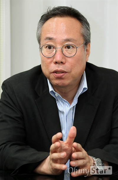오석근 영화진흥위원회 위원장