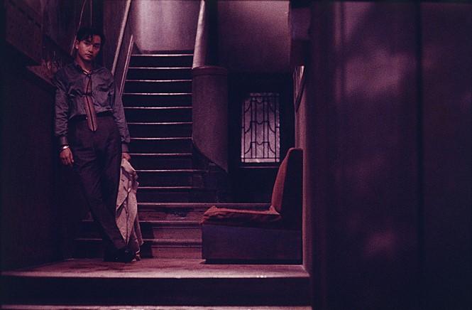 영화 <아비정전>의 한 장면.