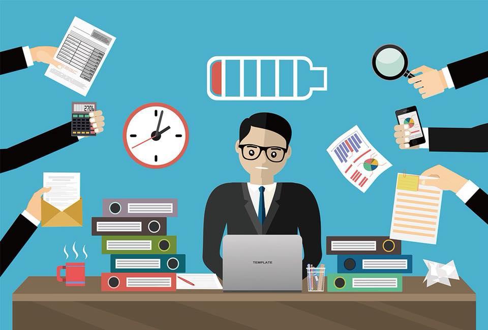 장시간 노동에 시달리는 IT노동자 야근 없는 세상에서 살고 싶어요