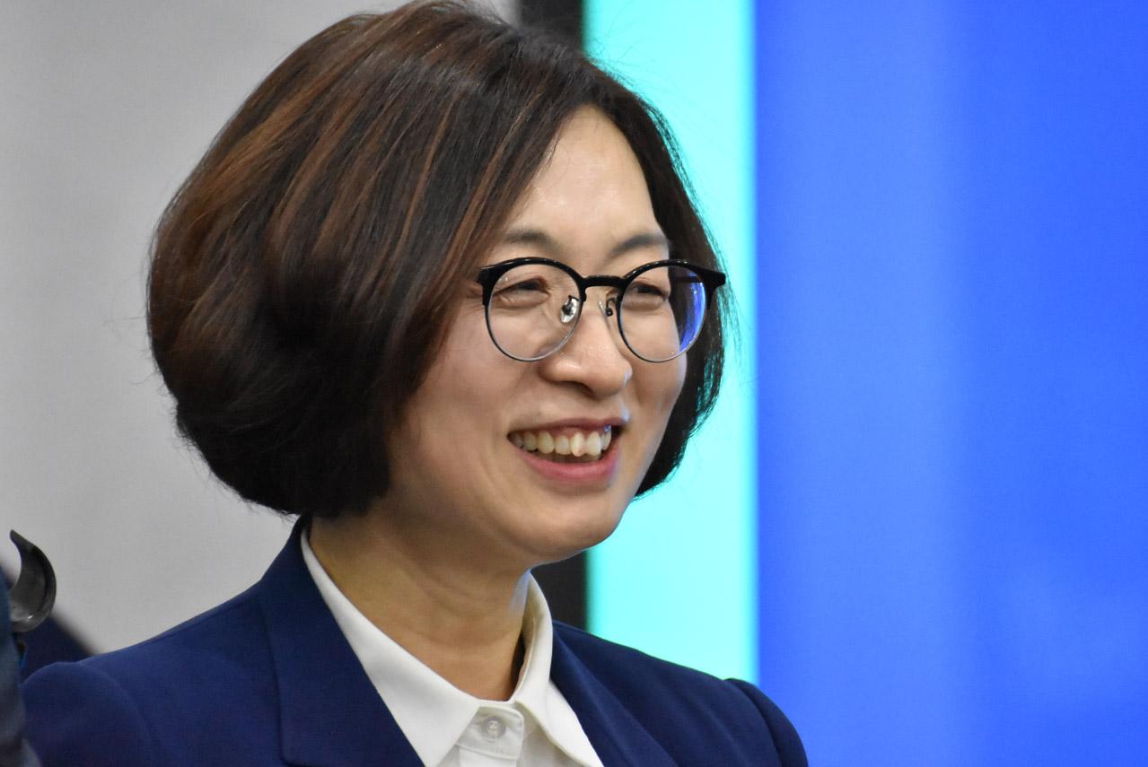 은수미 더불어민주당 성남시장 후보