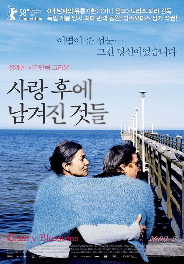 사랑 후에 남겨진 것들 포스터