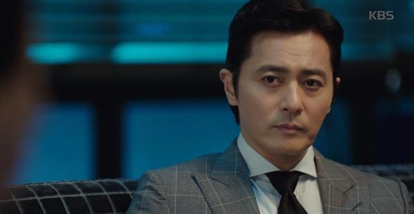 KBS 2TV 수목 드라마 <슈츠>의 한 장면