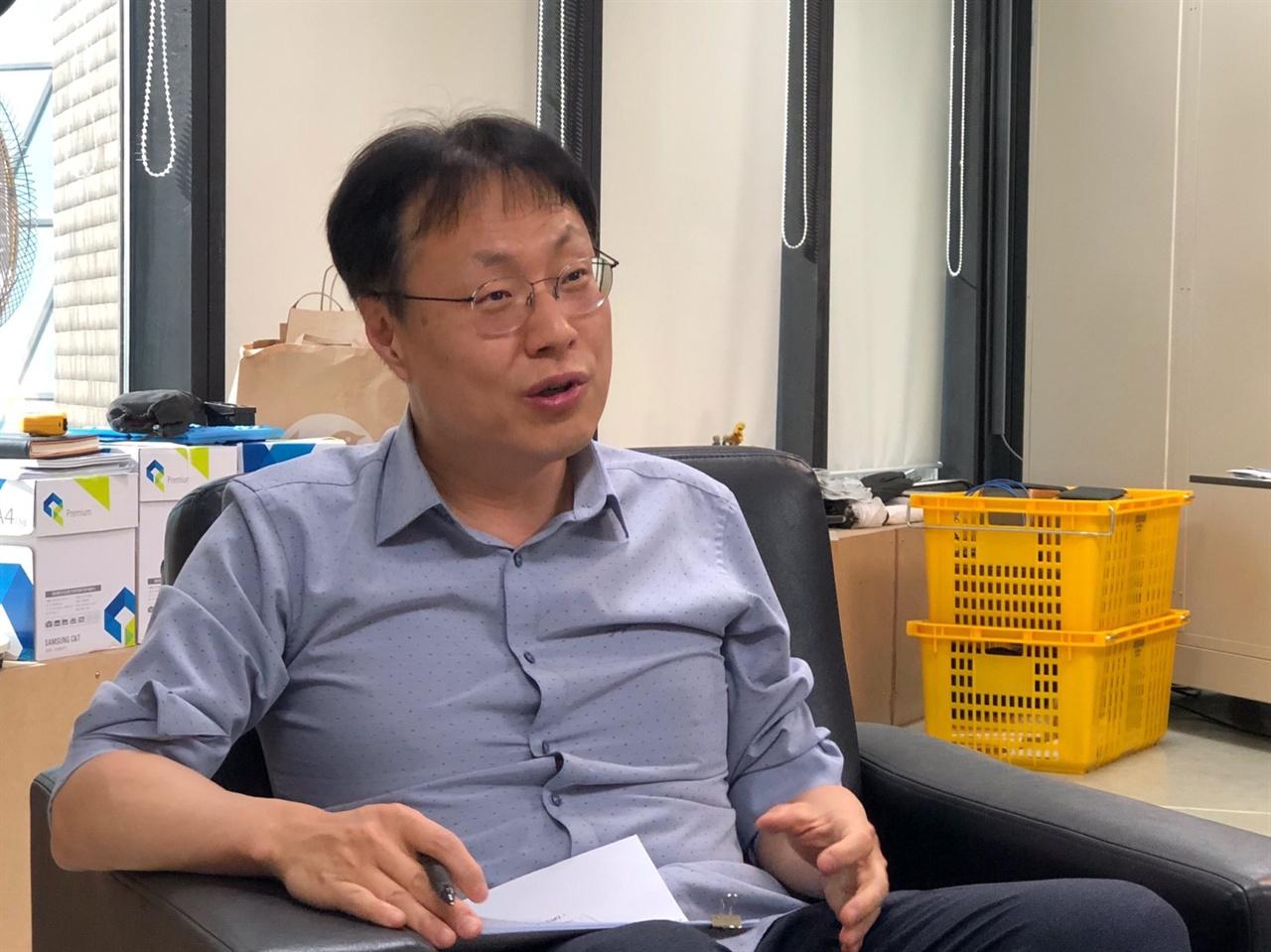 김태선 KBS 통합 뉴스룸 국장