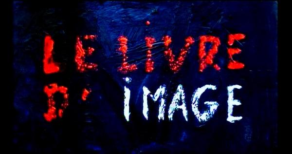 영화 <이미지의 책>의 한 장면.