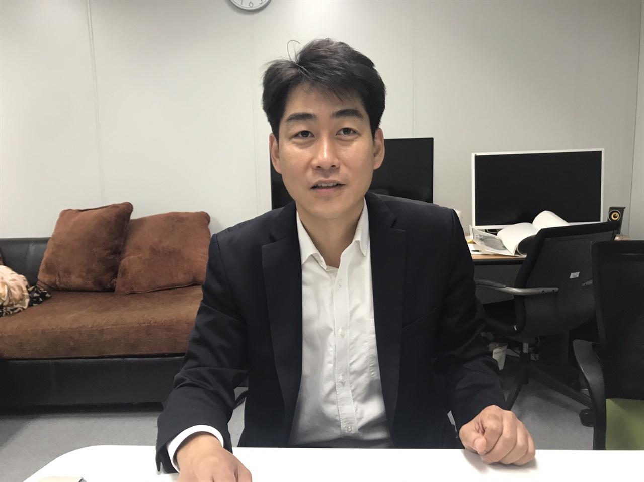 권준기 언론노조 YTN 지부 사무국장