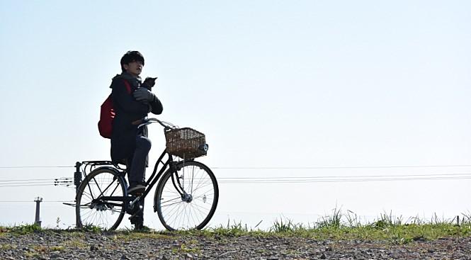 영화 '세상에서 고양이가 사라진다면'에서 나 역을 맡은 사토 타케루