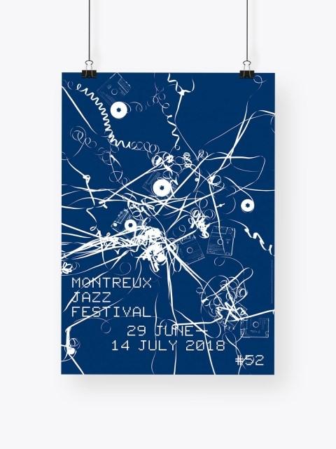 2018 스위스 몽트뢰 재즈 페스티벌 ( https://www.montreuxjazzfestival.com )